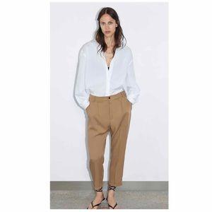 Zara Elastic Waist Trousers